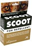 Foxolutions Scoot 50g Fox Repellent Sachets (Pack of 2)