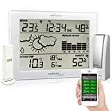 technoline MA 10006 Weather Station - White