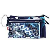 Target 00768 Coin Pouch, Assorted Colors