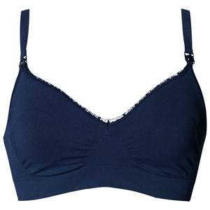 Boob Girls Maternity Clothes Maternity underwear Blue Fast Food Bra Navy