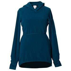 Image of Boob Girls Maternity Clothes Maternity jumpers & cardigans Blue Ready Flex Fleece Petrol