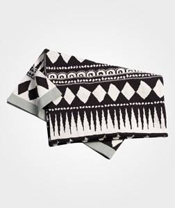Elodie Details Unisex Textile Multi Cot. Knitted Blanket Graphic