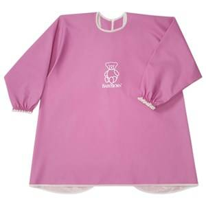Babybjörn Unisex Norway Assort Baby feeding Pink Eat and Play Smock Pink