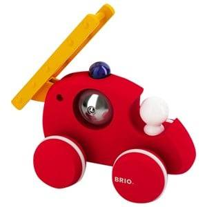 Brio Unisex Vehicles Red Firetruck