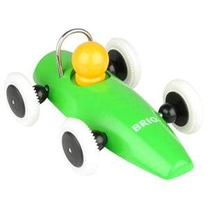 Brio Unisex Vehicles Green Racer Car Green