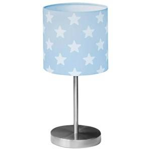 Kids Concept Unisex Lighting Multi Table Lamp Star Blue/White