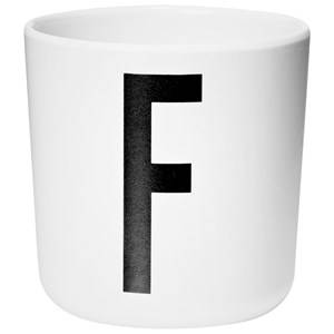 Design Letters Unisex Norway Assort Tableware White Melamine Cup F