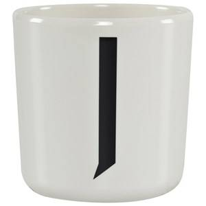 Design Letters Unisex Norway Assort Tableware White Melamine Cup J