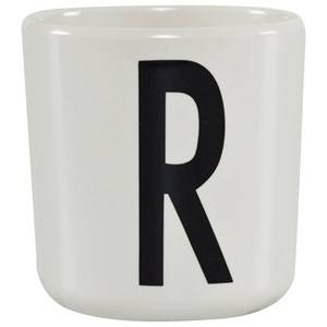 Design Letters Unisex Norway Assort Tableware White Melamine Cup R