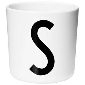 Design Letters Unisex Norway Assort Tableware White Melamine Cup S