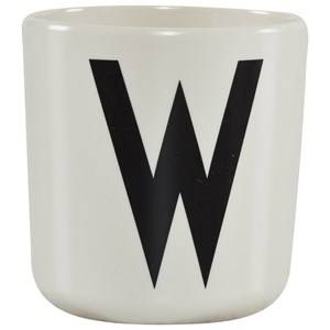 Design Letters Unisex Norway Assort Tableware White Melamine Cup W