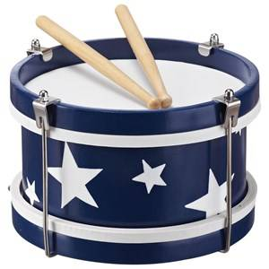 Kids Concept Unisex Musical instruments and toys Blue Toy Drum Blue