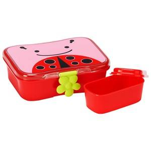 Skip Hop Unisex Baby Gear Lunch boxes and containers Multi Zoo Lunch Kit Ladybug