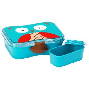 Skip Hop Unisex Norway Assort Tableware Multi Zoo Lunch Kit Owl
