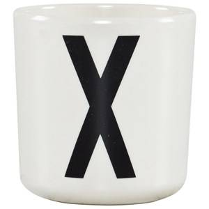 Design Letters Unisex Norway Assort Tableware White Melamine Cup X