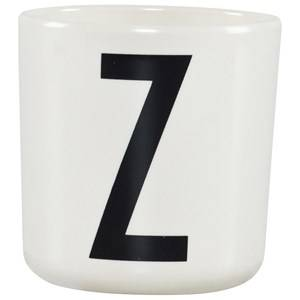 Design Letters Unisex Norway Assort Tableware White Melamine Cup Z