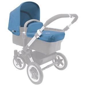 Bugaboo Unisex Stroller accessories Blue Donkey Tailored Fabric Set Ice Blue