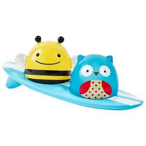 Skip Hop Unisex Norway Assort Water toys Multi Zoo Bath Toy Light-Up Surfers