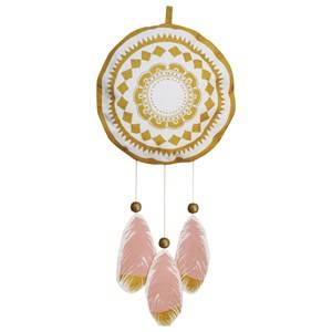 Elodie Details Unisex Home accessories Pink Large Feather Love Musical Toy