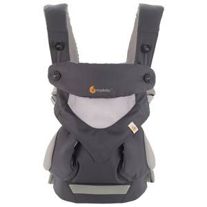 Ergobaby Unisex Norway Assort Carriers and slings Grey Four Position 360 Cool Air Grey