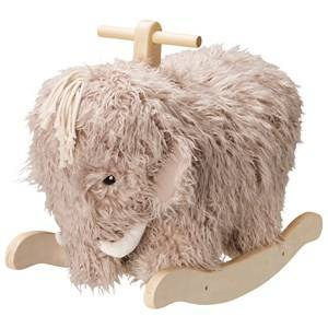 Kids Concept Unisex Ride ons and walkers Grey Neo Mammoth Rocking Horse