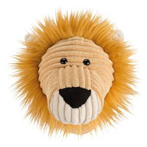 Jellycat Unisex Home accessories Multi Cordy Roy Lion Wall Hanging