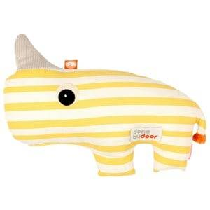 Done by Deer Unisex Soft toys Yellow Nozo Soft Toy Yellow