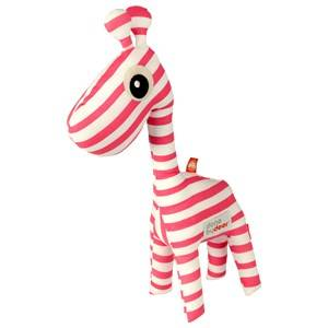 Done by Deer Unisex Soft toys Pink Raffi Soft Toy & Book Raspberry