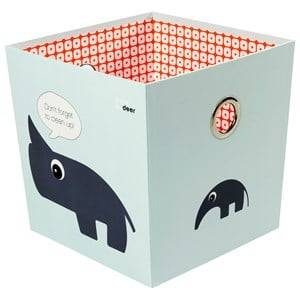 Done by Deer Unisex Storage Blue Stacking Box Blue