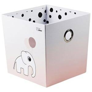Done by Deer Unisex Storage Pink Stacking Box Happy Dots Powder