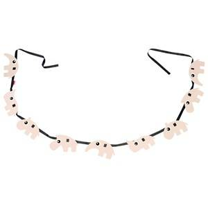Done by Deer Unisex Home accessories Pink Garland Powder