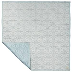 Cam Cam Unisex Textile Green Organic Baby Quilt Mint