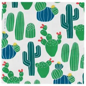 My Little Day Unisex Tableware Multi 20 Paper Napkins - Cactus