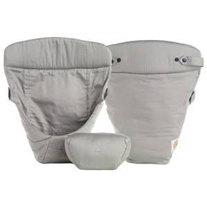 Ergobaby Unisex Norway Assort Carriers and slings Grey Original Cotton Infant Insert Grey