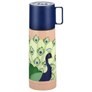 Blafre Unisex Tableware Blue Peacock Thermos - 350 ml