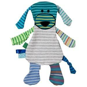 Geggamoja Unisex Commission Soft toys Multi Doddi Cozy Toy Blue
