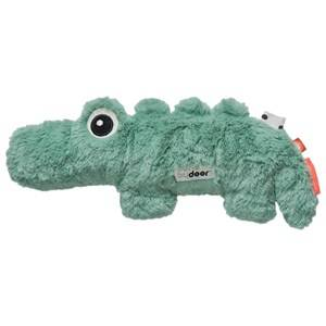 Done by Deer Unisex Norway Assort Soft toys Green Cuddle Cute Croco Green