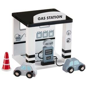 Kids Concept Unisex Vehicles White Gas Station
