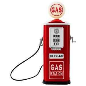 Baghera Unisex Ride ons and walkers Red Gas Station