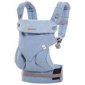 Ergobaby Unisex Norway Assort Carriers and slings Blue Four Position 360 Baby Carrier Light Blue