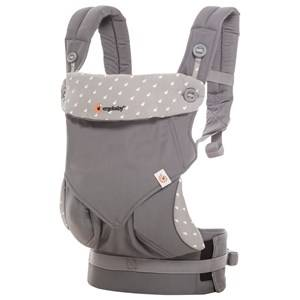Ergobaby Unisex Norway Assort Carriers and slings Grey Four Position 360 Baby Carrier Grey