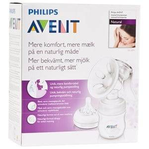 Philips Avent Unisex Norway Assort Breast feeding Multi Natural Manual Breast Pump