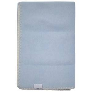Borås Cotton Unisex Norway Assort Textile Blue Harper Blanket Light Blue