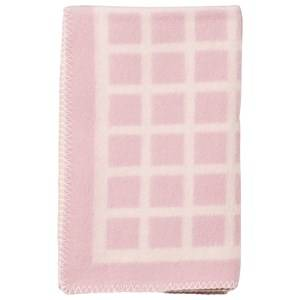Borås Cotton Unisex Norway Assort Textile Pink Ada Blanket Light Pink