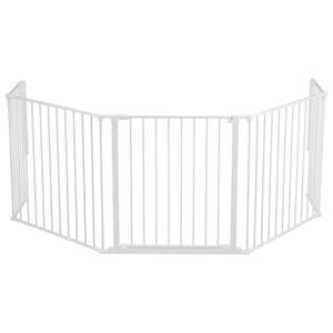 Baby Dan Unisex Norway Assort Baby safety White Configure XL/Flex XL Safety Gate White