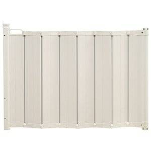 Baby Dan Unisex Norway Assort Baby safety White Guard Me™ Safety Gate White