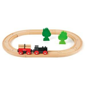 Brio Unisex Vehicles Multi Small Train Set Start Kit