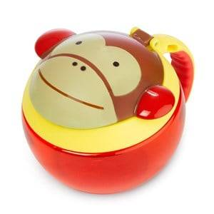 Skip Hop Unisex Norway Assort Tableware Multi Zoo Snack Cup Monkey