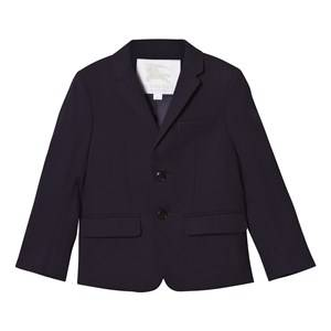 Burberry Boys Suits and tailoring Navy Navy Cool Wool Suit Jacket