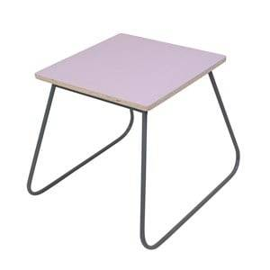 sebra Girls Furniture Pink We Play Table Pastel Pink
